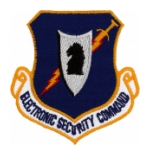 Electronic Security Command Patch