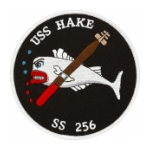 USS Hake SS-256 Patch