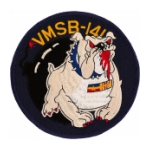 Scout Bombing Squadron Patch VMSB-141