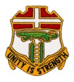 6th Infantry Regiment Patch