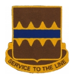 725th Support Battalion Patch
