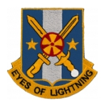 125th Military Intelligence Battalion Patch