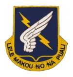 Army 25th Aviation Regiment Patch