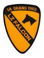 1st Cavalry Division Patch (LZ Falcon)
