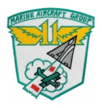Marine Aircraft Group 11 Patch