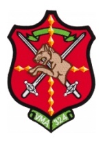 Marine Attack Squadron VMA-324 Patch