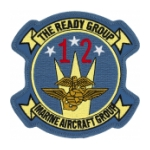 Marine Aircraft Group 12 Patch