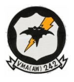 Marine All Weather Attack Squadron Patches (VMA AW)