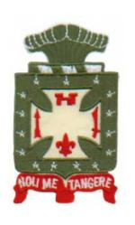 Army 4th Infantry Regiment Patch