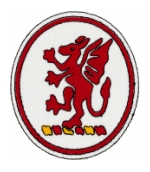13th Field Artillery Battalion Patch