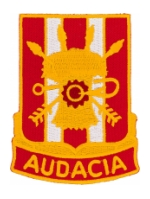 4th Field Artillery Battalion Patch