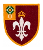 12th Field Artillery Battalion Patch