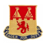 157th Field Artillery Battalion Patch