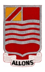 18th Airborne Corps Field Artillery Patch