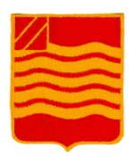 15th Field Artillery Division Patch