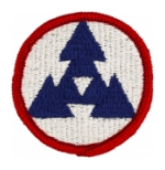 3rd Logistical Command Patch