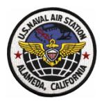 Naval Air Station Alameda California Patch