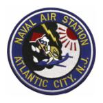 Naval Air Station Atlantic City, N.J. Patch