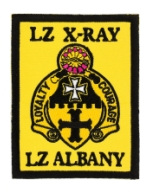 5th Cavalry Regiment Patch (LZ X-Ray / LZ Albany)