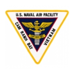 Naval Air Facility Cam Ranh Bay Vietnam Patch