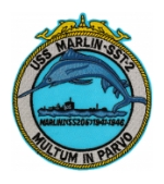 Training Submarine Patches (SST)