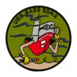 Hunter / Killer Submarine Patches (SSK)