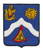 9th Infantry Regiment Patch