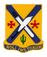 Army 2nd Infantry Regiment Patch