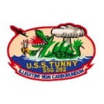 USS Tunny SSG-282 Patch