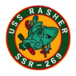 Radar Picket Submarine Patches (SR ,SSR)
