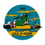 USS Flasher SS-249 Patch