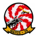 Marine Aviation Air Traffic Control Station MATCS-28 Patch