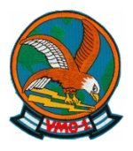 Marine Observation Squadron Patches (VMO)