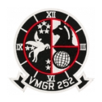 Marine Aerial Refueler Transport Squadron Patches (VMGR)