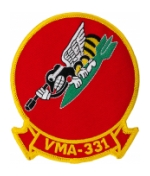 Marine Attack Squadron VMA-331 Patch