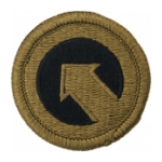 1st Logistical Command Scorpion / OCP Patch With Hook Fastener