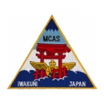 MCAS Iwakuni Japan Patch