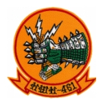 Marine Heavy Helicopter Training Squadron Patches (HMH, HMT)