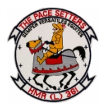 Marine Helicopter Transport Squadron  HMR(L)-361 Patch