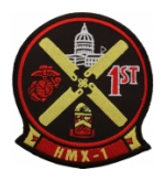 Marine Helicopter Squadron Patches (HMX)