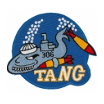 USS Tang SS-306 Patch