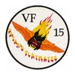 Navy Fighter Squadron VF-15 Patch