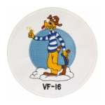 Navy Fighter Squadron VF-16 Patch