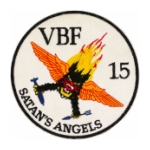 Navy Bomber - Fighter Squadron Patches (VBF)