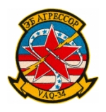 Navy Electronic Attack Squadron Patches (VAQ)