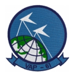 Navy Heavy Photographic Squadron Patches (VAP)