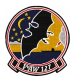 Navy Airborne Early Warning Squadron Patches (VAW)