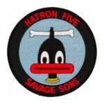 Navy Heavy Attack Squadron Patches (VAH)