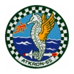 Navy Attack Squadron VA-55 Patch