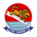 Navy Attack Squadron VA-15 Patch